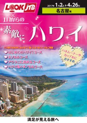 【1月〜4月】素敵にハワイ・アメリカ