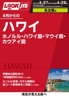 【2017年4月〜2018年4月】ハワイ