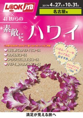 【4月〜10月】素敵にハワイ・アメリカ